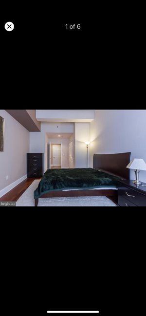 Bedroom set including mattress for Sale in Centreville, VA