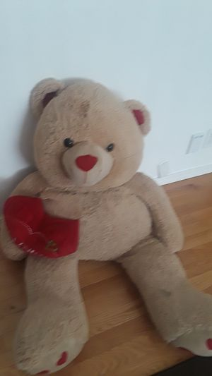 Giant teddy bear for Sale in Woodway, WA