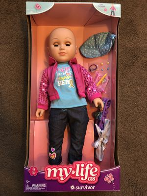 My Life as a Survivor Doll Brand New for Sale in West Greenwich, RI