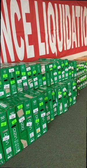 """Vizio Smart TV Sale!! All new with Warranty! 32"""" 40 """" 43"""" 50""""! Open Box X0D for Sale in Ontario, CA"""