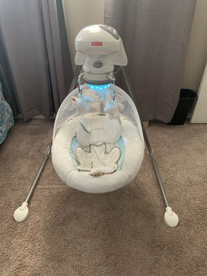 Fisher price baby swing for Sale in Mesa, AZ