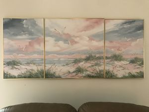 Oil paintings by same artist for Sale in Melbourne, FL