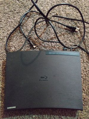 Samsung blu-ray dvd player for Sale in Portland, OR