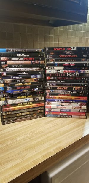 Classic DVD Collection for Sale in Pennsauken Township, NJ