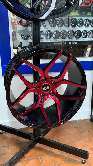 "New 18"" STR Racing rims for Sale in Orlando, FL"