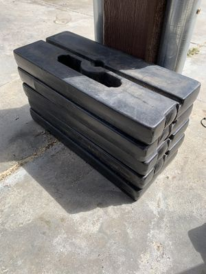 Weight Plates 50 pounds for Sale in Gardena, CA