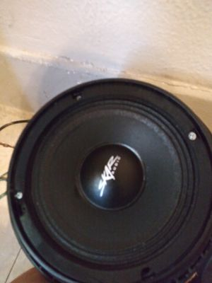 2 new skar speaker and covers for Sale in Houston, TX