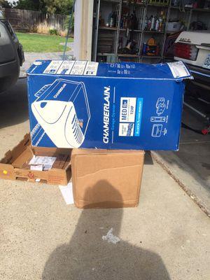 Garage door opener. New from Home Depot. for Sale in Poway, CA