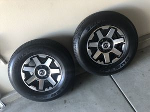 Toyota 4Runner TRD Premium Wheels Brand New for Sale in Carlsbad, CA