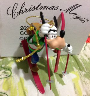 Disney Christmas Magic ornaments GOOFY , NEW for Sale in La Vergne, TN