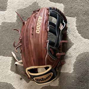 """Wilson A2000 Baseball Glove Outfield, Size 12.75"""" for Sale in Westminster, CA"""