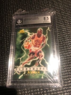 Michael Jordan 🏀 Card Collectable 🔥 for Sale in Manvel, TX