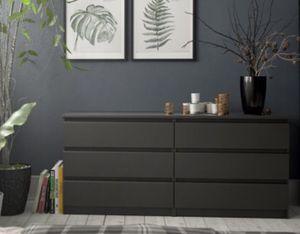 New!! Dresser, chest , 6 drawer dresser, closet, wardrobe, storage unit, organizer, bedroom furniture, coffee for Sale in Phoenix, AZ