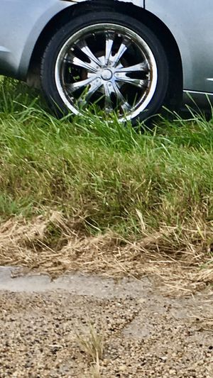 Full set of 20inch rims for Sale in Clinton, IA