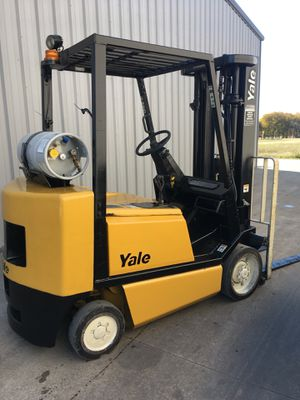 Yale forklift 5000 lbs for Sale in Dallas, TX