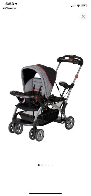 Double Stroller by Baby Trend for Sale in Los Angeles, CA