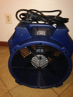 New High Velocity Fan for shop or water damage area (more than 1 at $150.00) for Sale in Millersville, MD