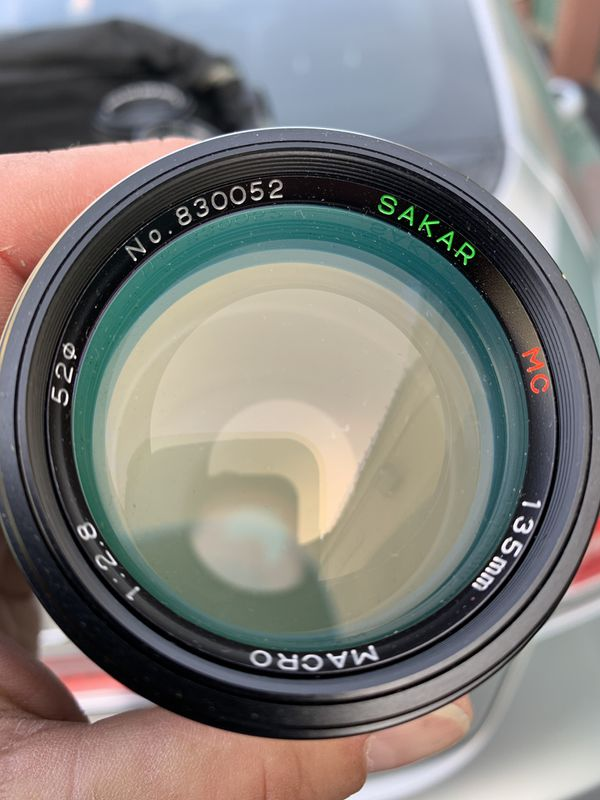 CanonAE1 program vintage 35 mm camera bundle