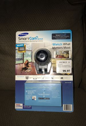 Samsung WiFi smart cam for Sale in Durham, CA
