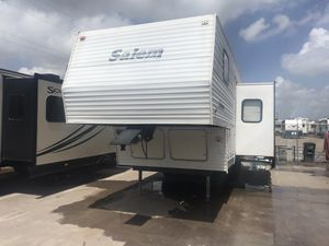Salem 25 ft fifth wheel for Sale in Donna, TX
