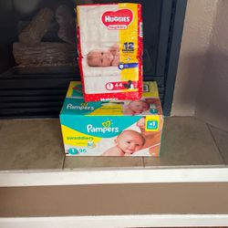 Size 1 Diapers for Sale in Tacoma,  WA
