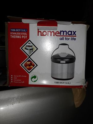 Home max instant pot for Sale in Vancouver, WA