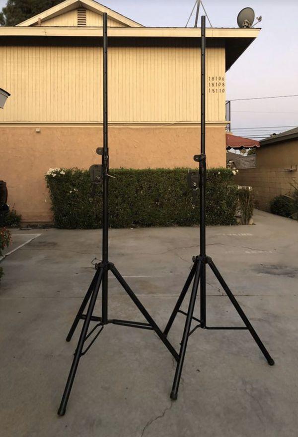 Light stand crank stand speaker stand