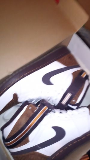 Jordan1 high strap ginger for Sale in Belleville, MI