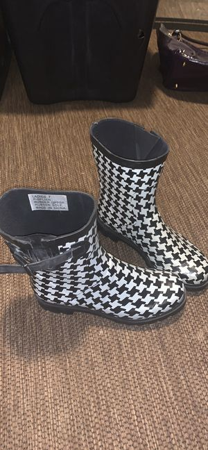 Steve Madden rain boots for Sale in Murray, UT