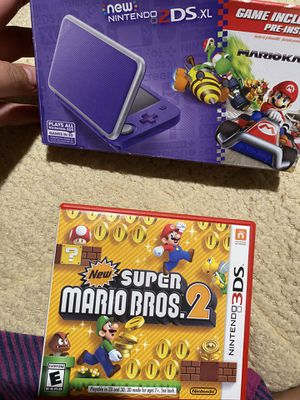 Nintendo 2ds xl for Sale in Silsbee, TX