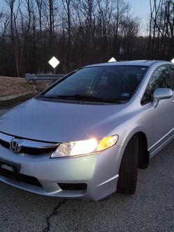 2009 Honda Civic EX-L for Sale in Bowie,  MD