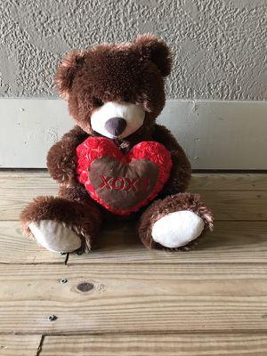 Plush Small Bear (Valentines Day Gift) for Sale in Atlanta, GA