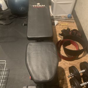 Adjustable Flat Bench for Sale in Fort Washington, MD