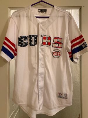 Patriotic Cubs Jersey for Sale in Chicago, IL