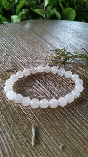 Pale rose quartz bracelet ( see description ) for Sale in Rancho Cucamonga, CA