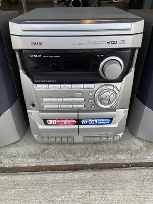 Stereo system for Sale in Chula Vista, CA