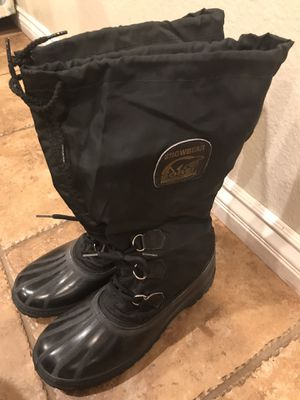 Sorel Snow Rain Boots for Men for Sale in Rancho Cucamonga, CA