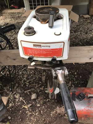 Sea King 3.5hp motor for Sale in Yacolt, WA