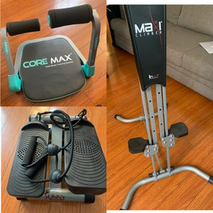 Get your Gym at home, all set for LEGS, ARMS, ABS, GLÚTEOS. for Sale in Los Angeles, CA