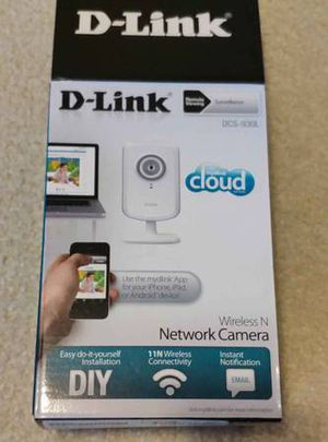 D-Link Security Camera for Sale in Raleigh, NC