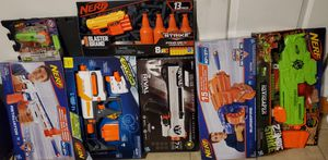 Nerf Brand New Guns for Sale in Bedford Park, IL