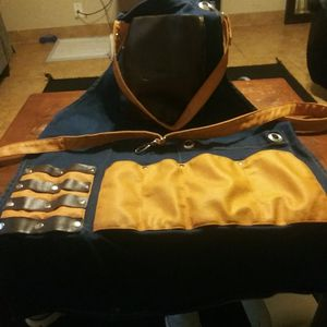 Barber/carpenters/woodshop Cape for Sale in Oklahoma City, OK