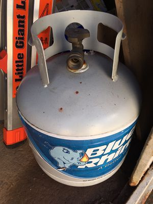Empty Propane tank - good condition for Sale in Fairfax, VA