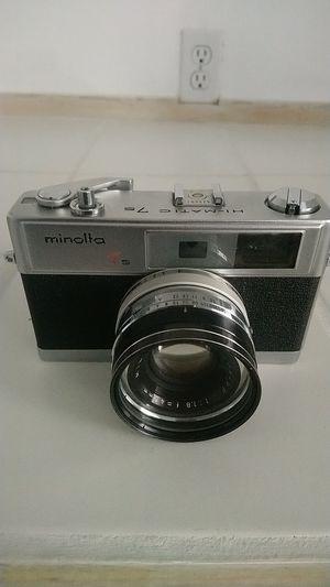 Minolta Hi-Matic 7s for Sale in Aptos, CA