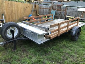 14 foot trailer for sale for Sale in Vancouver, WA