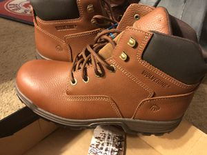 Wolverine steel toe boots for Sale in Fresno, CA
