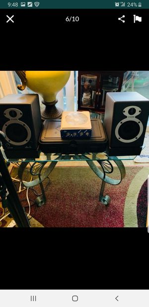 Midi Controller Audio Equipment Mic Speakers Microphone Pro Tools and More All you need to start making beats for Sale in Federal Way, WA