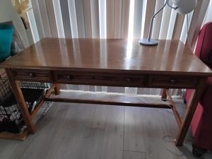 Large Wood Table/Desk for Sale in San Diego, CA