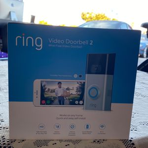 Ring Video Doorbell 2 for Sale in Chino, CA
