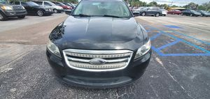 2010 FORD TAURUS BLACK for Sale in Tampa, FL